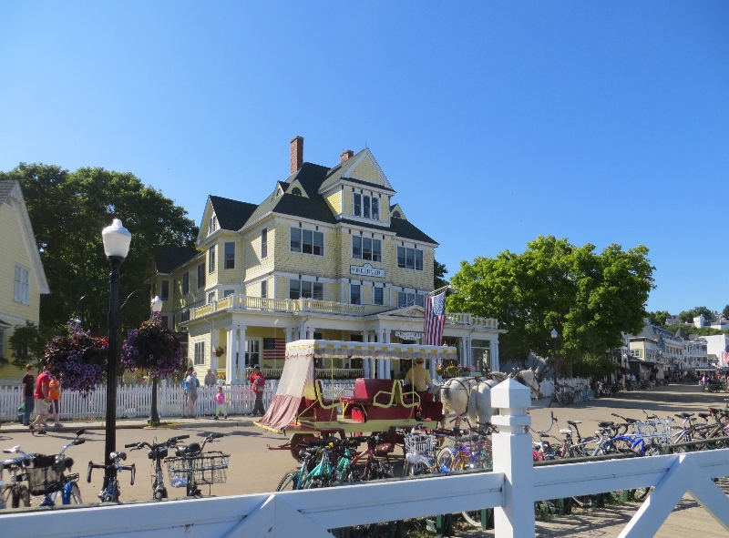 Windermere Bed & Breakfast on Mackinac Island