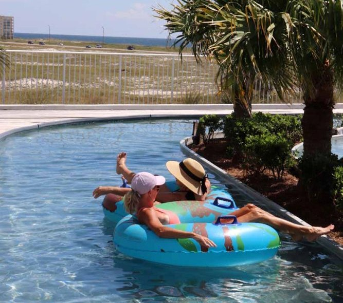 Orange Beach Lazy River