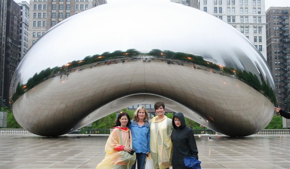 Chicago Millennium Park Bean