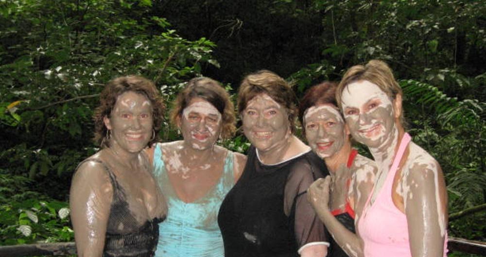 Costa Rica Mudbath