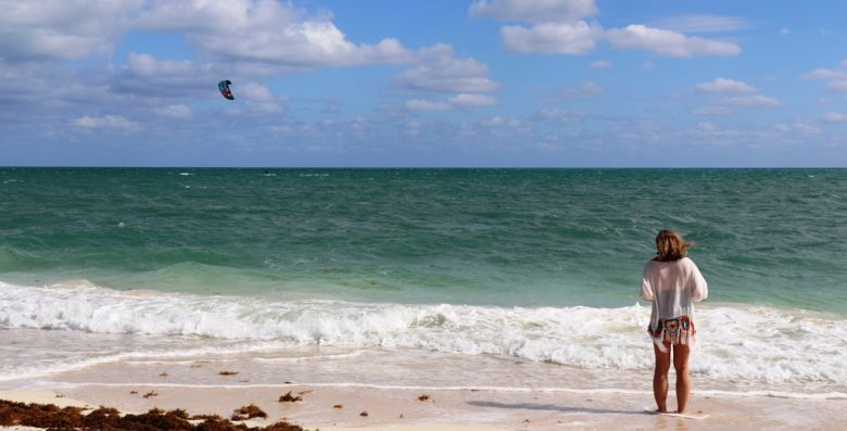 Grand Palladium Beach