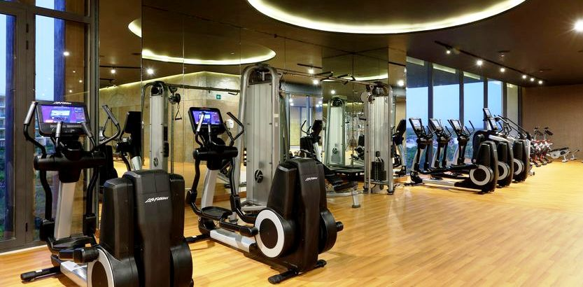 Grand Palladium Gym Equipment