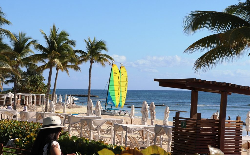 Grand Velas Beach