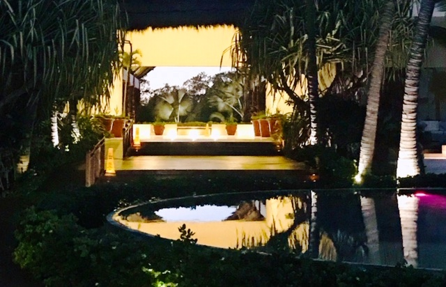 Grand Velas grounds