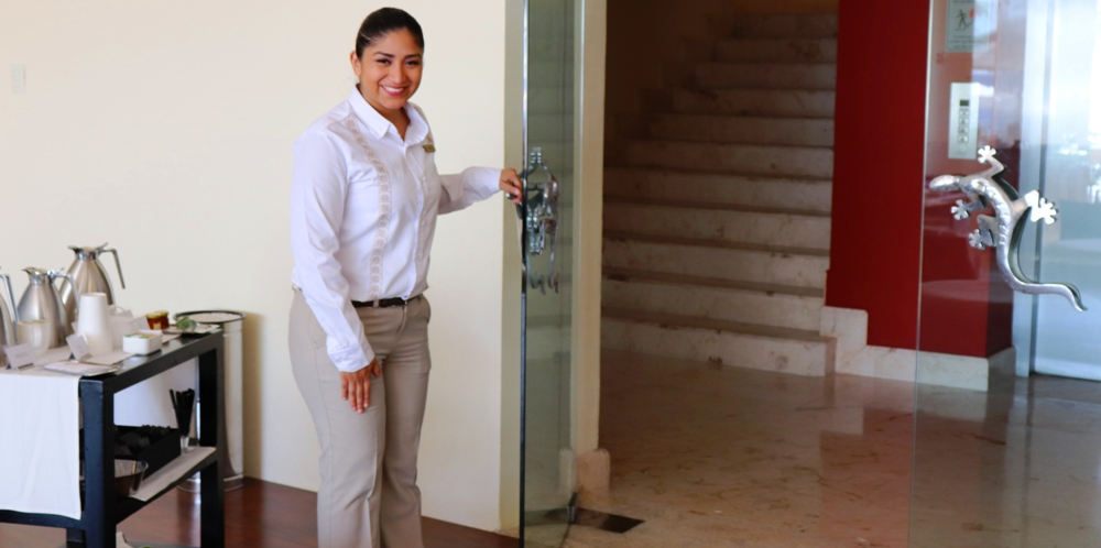 Grand Velas Staff is Friendly