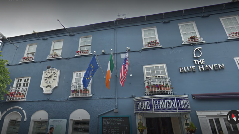The Blue Haven Hotel , Kinsale, Ireland