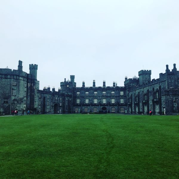 Our tour of Kilkenny Castle was amazing