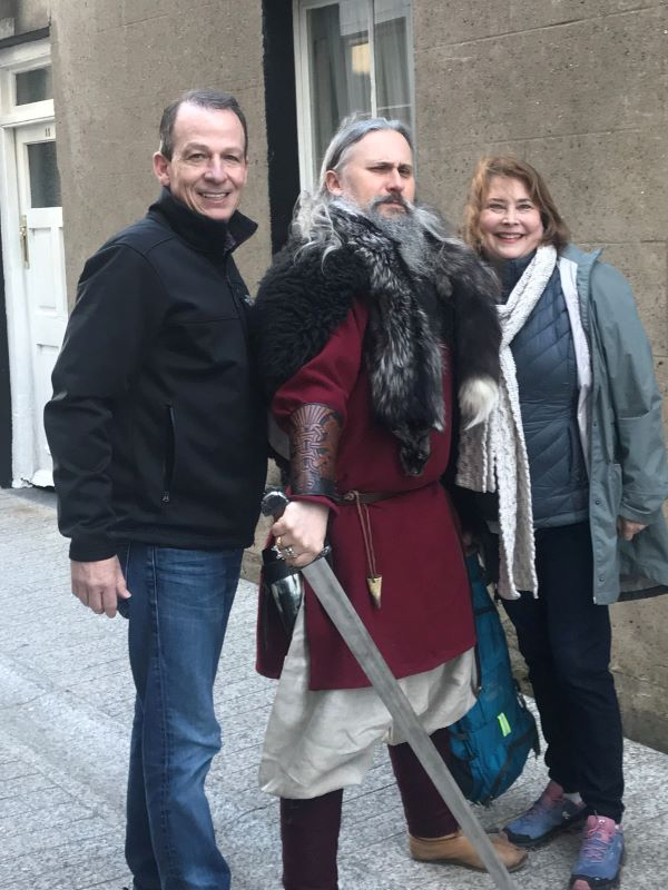 Visit the Viking Experience, Virtual Reality, in Waterford, Ireland