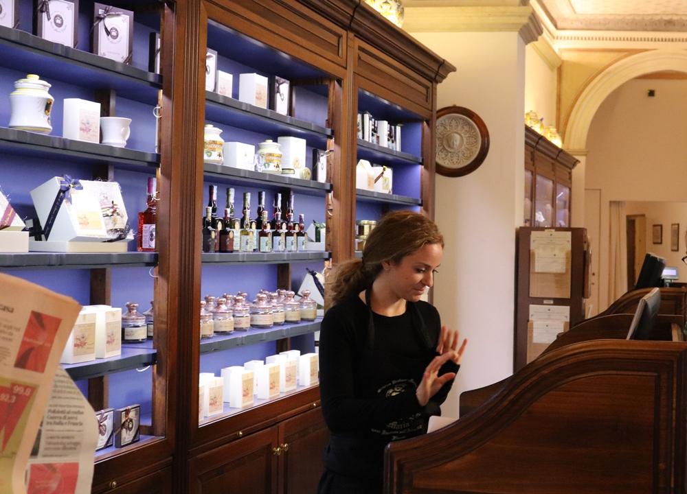 Santa Maria Novella Pharmacy