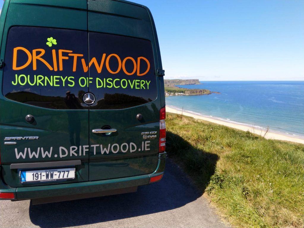 Travel in comfortable style with Driftwood Tour Vehicles