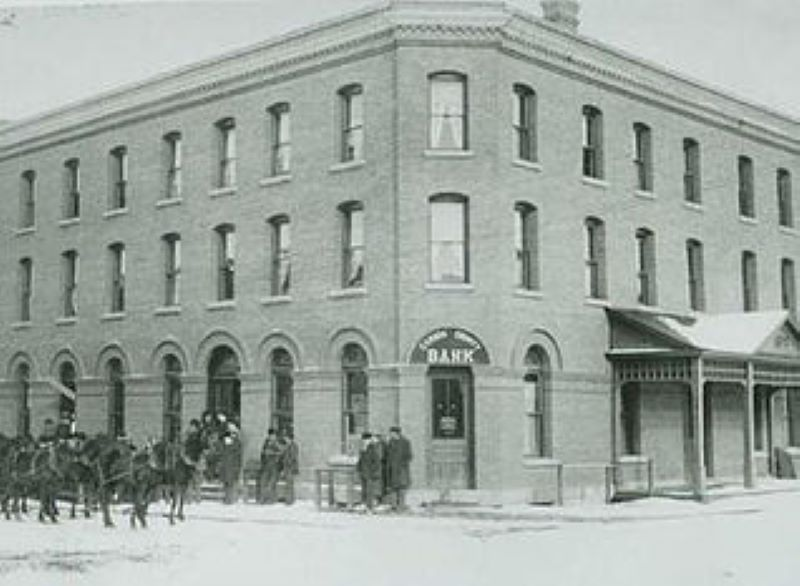 The Pollard Hotel from times gone by