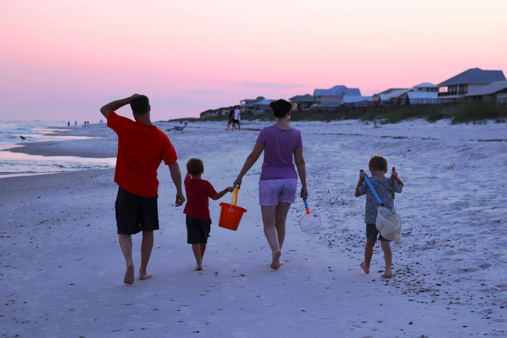 Spring break along the Alabama Gulf Coast is great for families