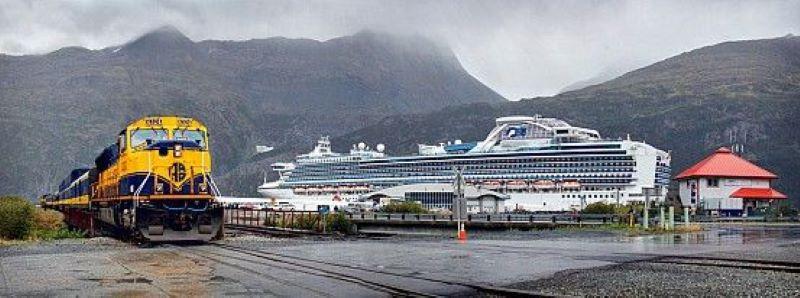 Baggage for Alaska Cruises with Princess