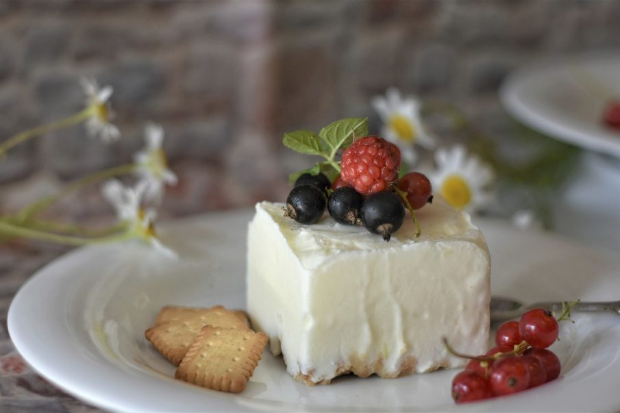 Luscious desserts are available on Trim Healthy Mama plan