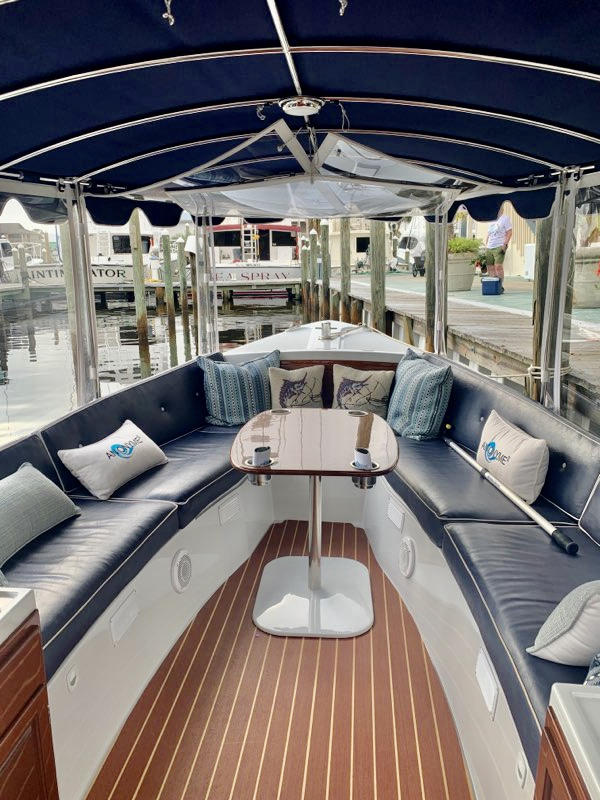 Take a Sunset Cruise with Anonyme Cruises from the Orange Beach Marina